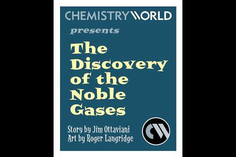 IYPT The Discovery of the Noble Gases 1